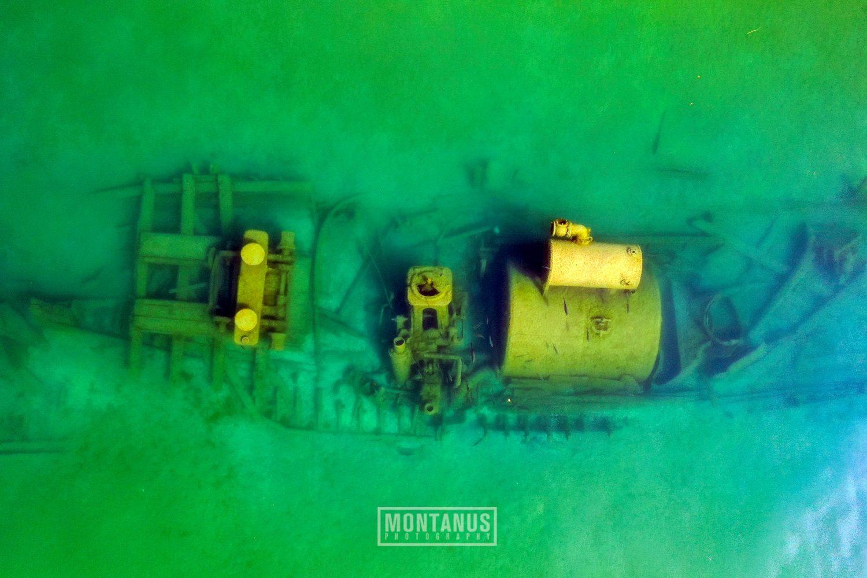 Mavic 2 Pro captures Lake Ontario shipwreck in stunning detail [video]