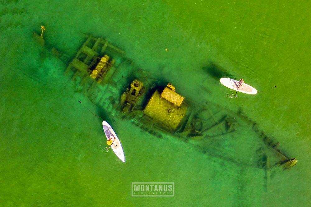 Lake Ontario shipwreck