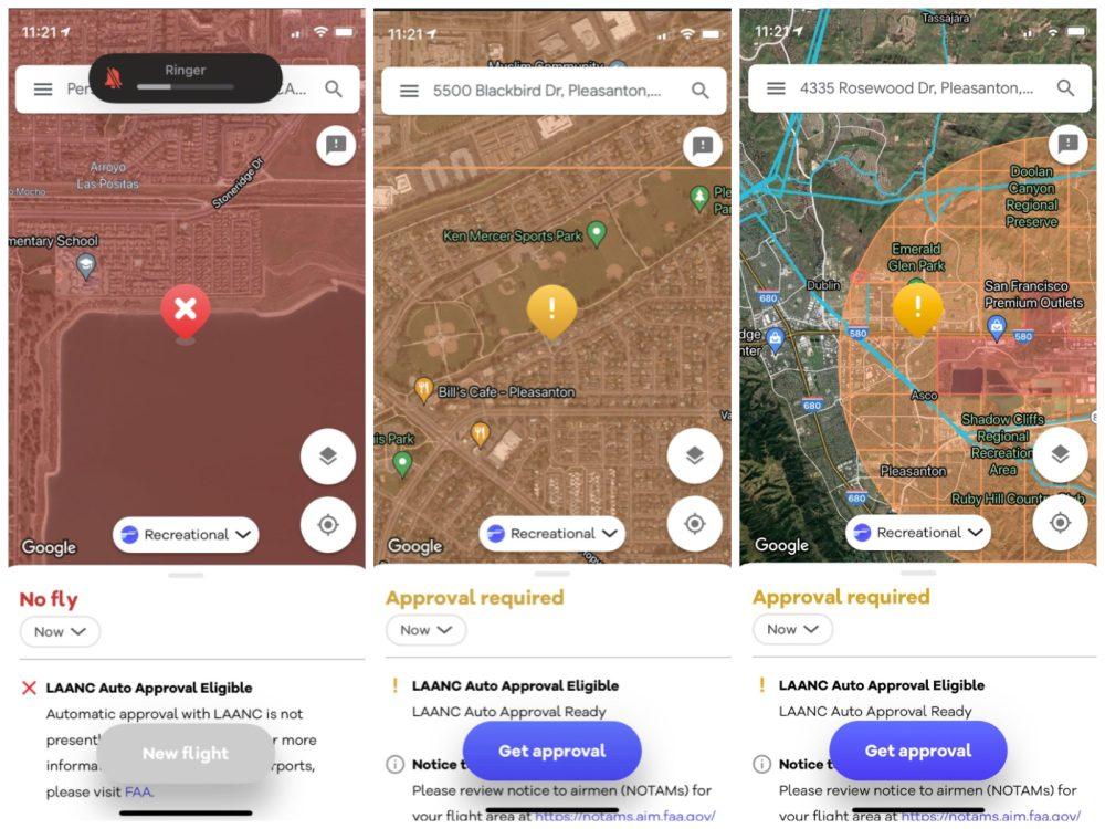 opensky drone pilot app