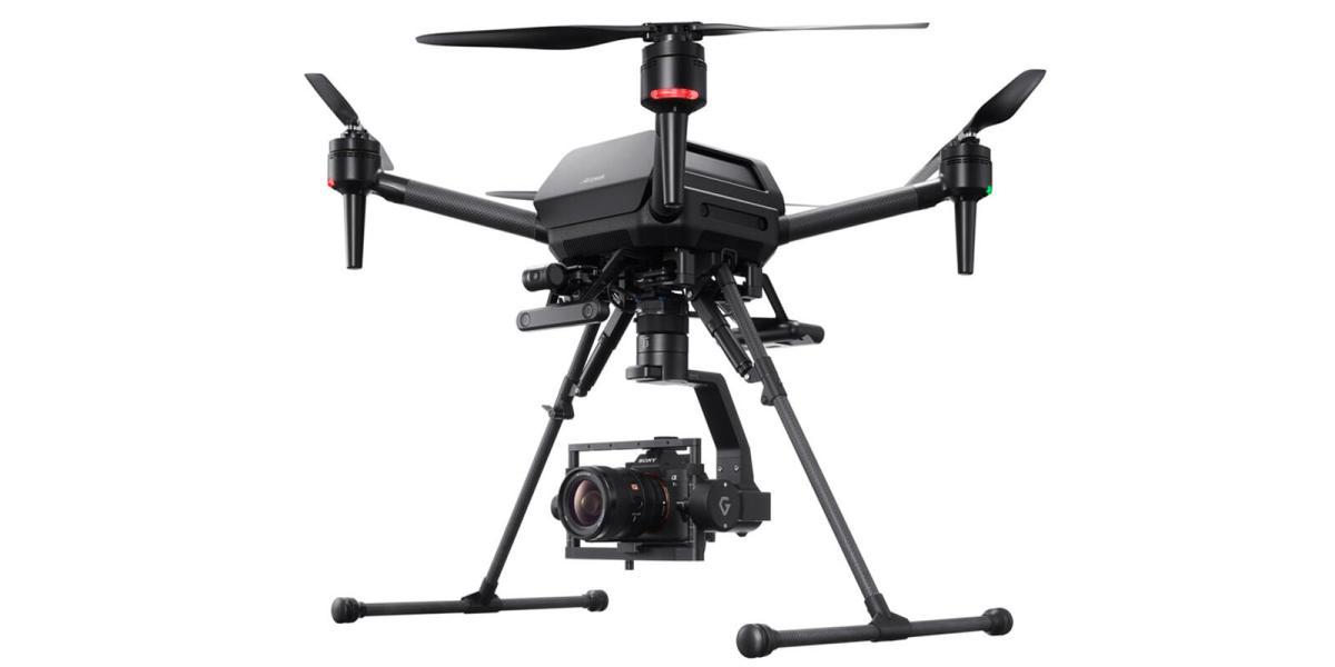 sony airpeak drone launch