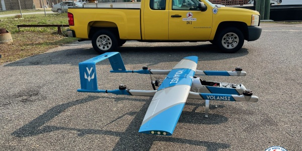 North Carolina drone emergency