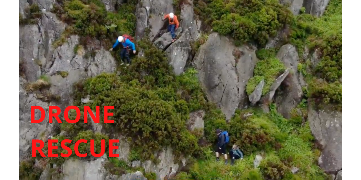 Wales Drone Rescue