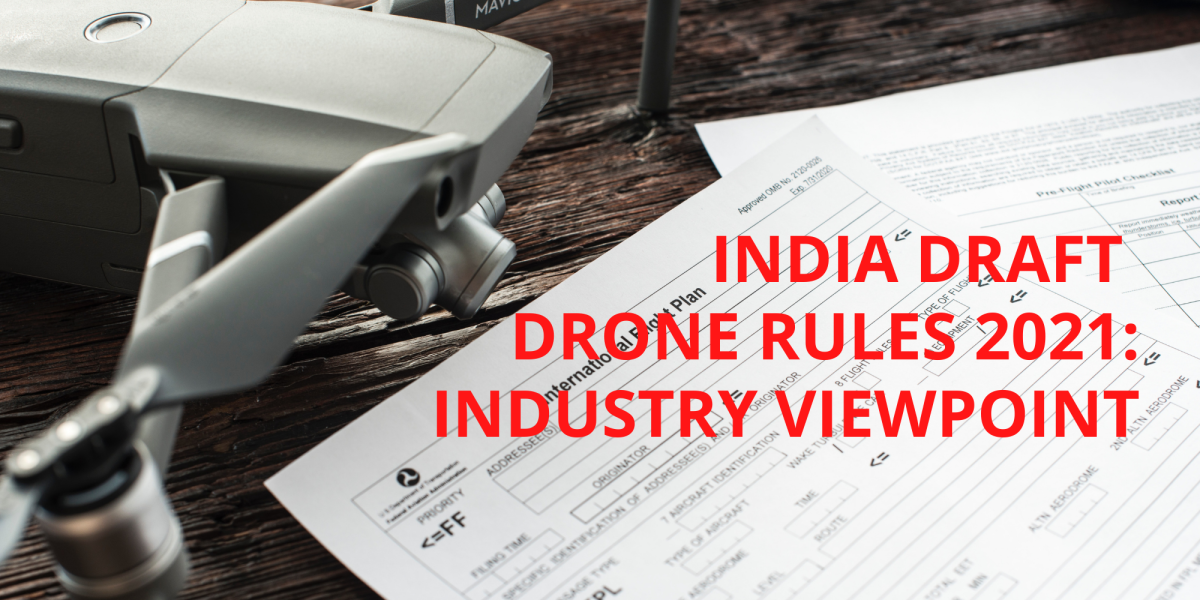 india drone industry rules