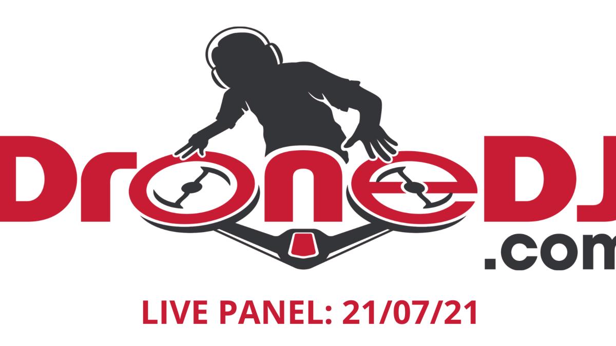 DroneDJ Live panel
