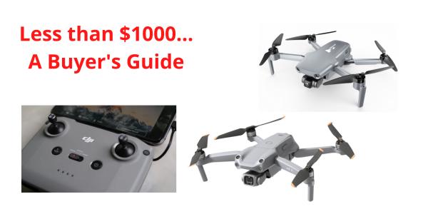 Buyer's Guide best drones
