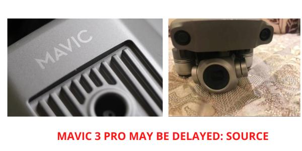 Mavic 3 Pro