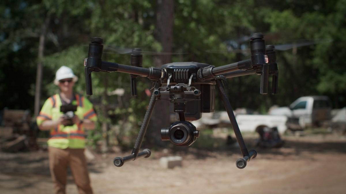drone pilots upskill