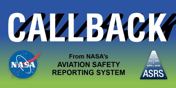 FAA NASA CALLBACK drone pilots