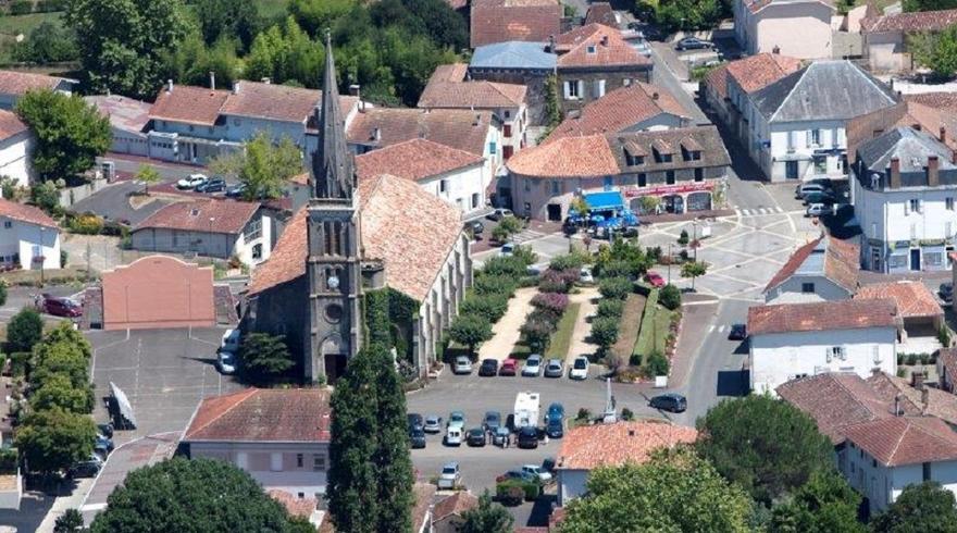 France villages drones churches