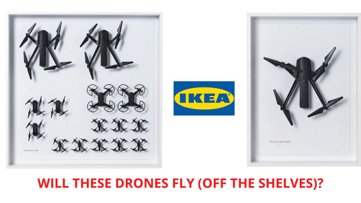 IKEA drones