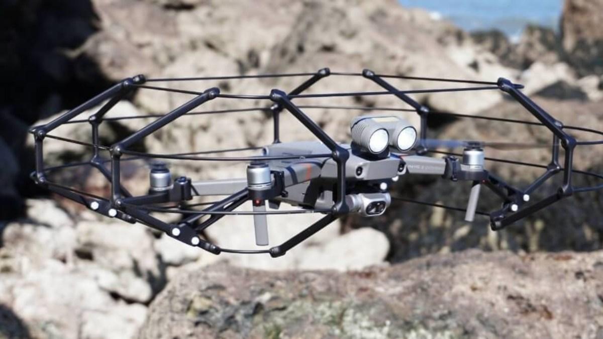 mavic 2 drone cage