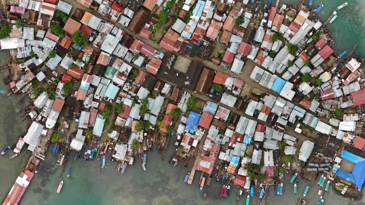 drones climate change