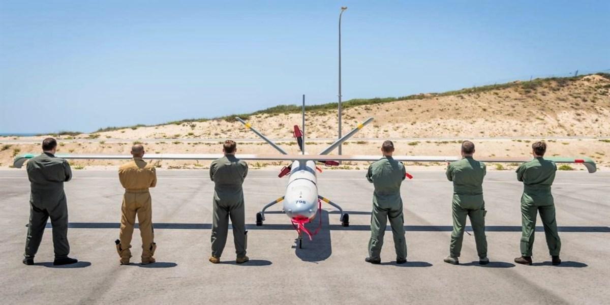 international drone exercise