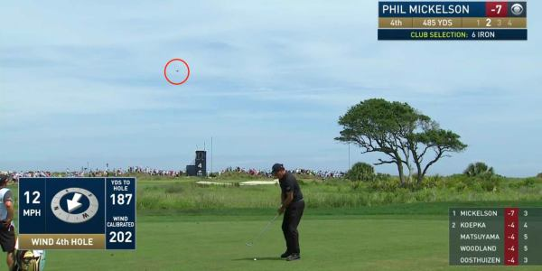 drone phil mickelson