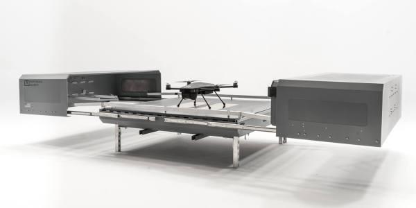 drones construction sites thieves