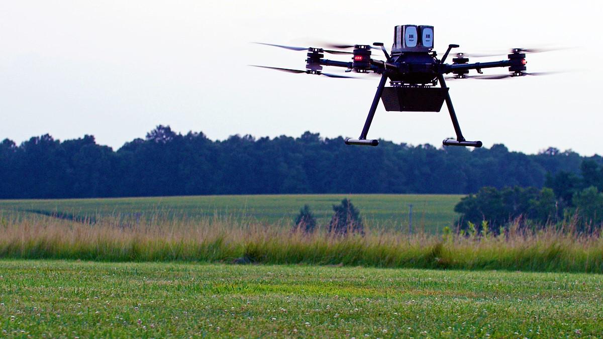 prism sky drone