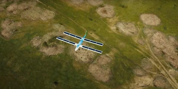 solar-powered drone