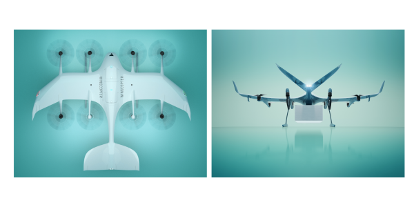 Air Methods Wingcopter medical drone delivery