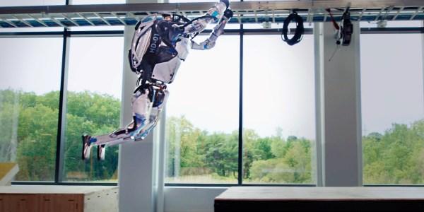 boston dynamics atlas robots parkour