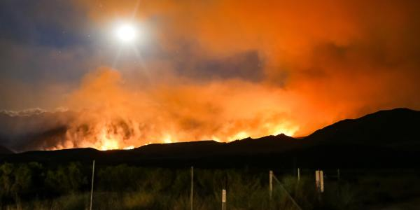dixie fire drone second largest