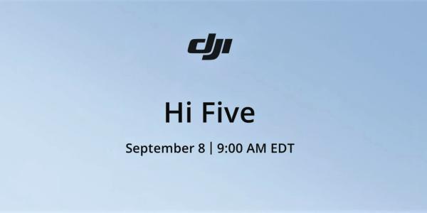 dji om 5 launch