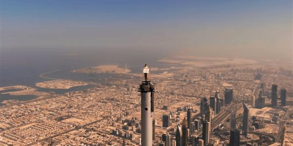 emirates burj khalifa ad