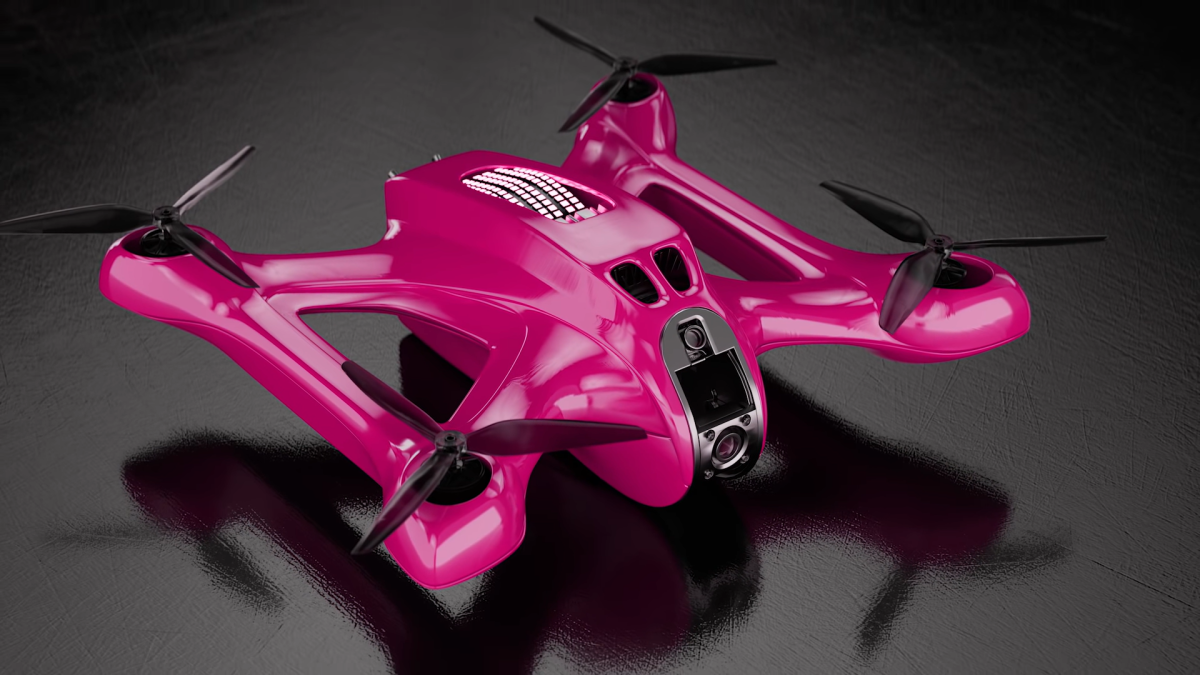 5g drone drl t-mobile