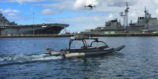 marine aerial drone