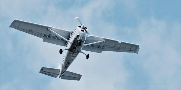 police drone plane canada