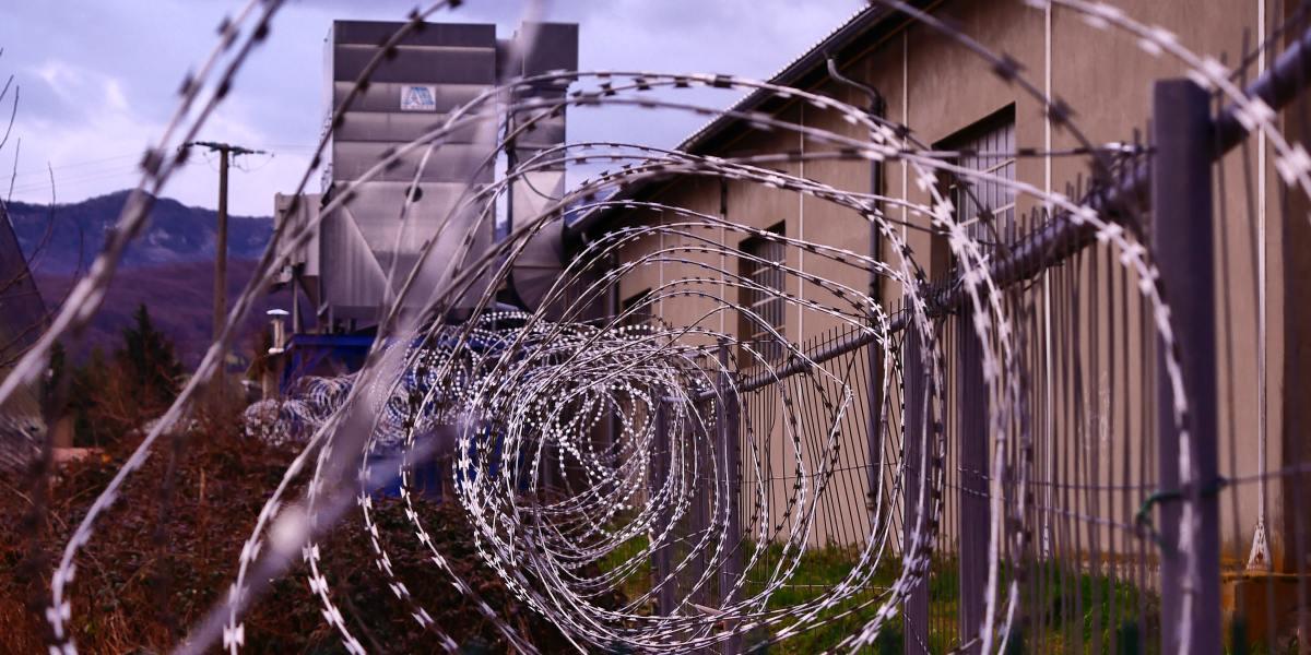 prison drone