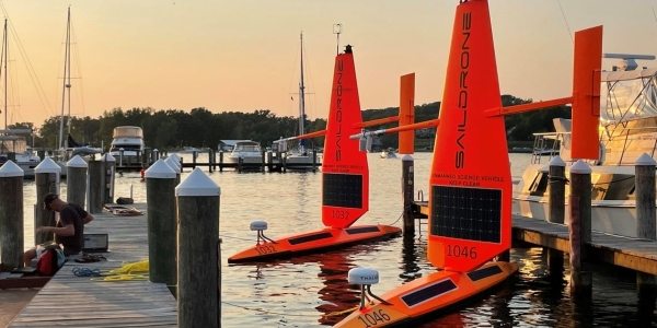sailing drones saildrones