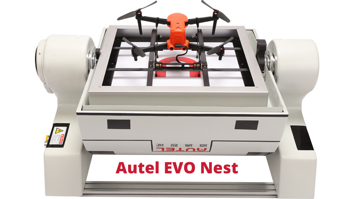 Autel EVO Nest drone charging station