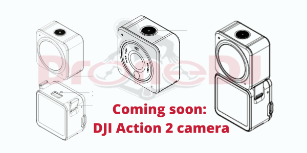 dji action 2 camera