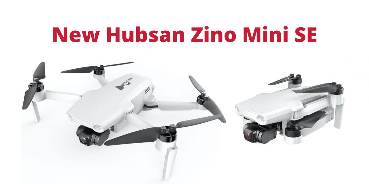 hubsan zino mini se drone