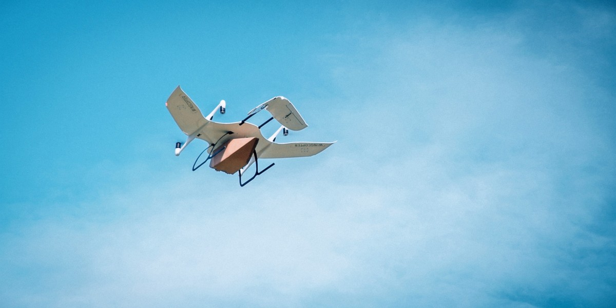 emergency medical drone wingcopter