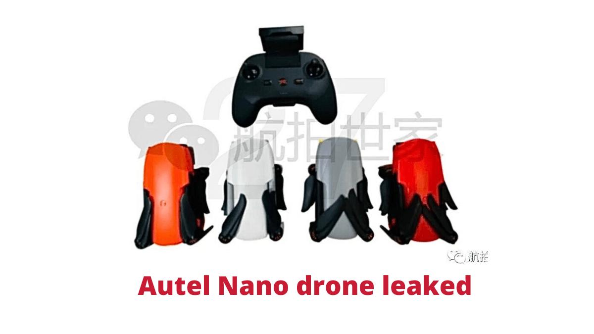 autel nano mini drone