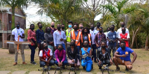 African drone academy