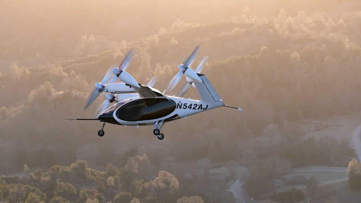joby air taxis