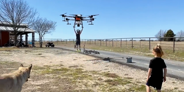 things not to do with drone