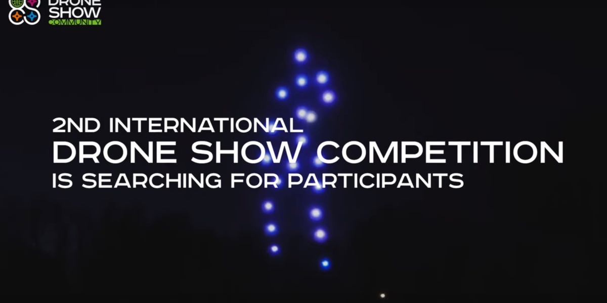 drone show competition