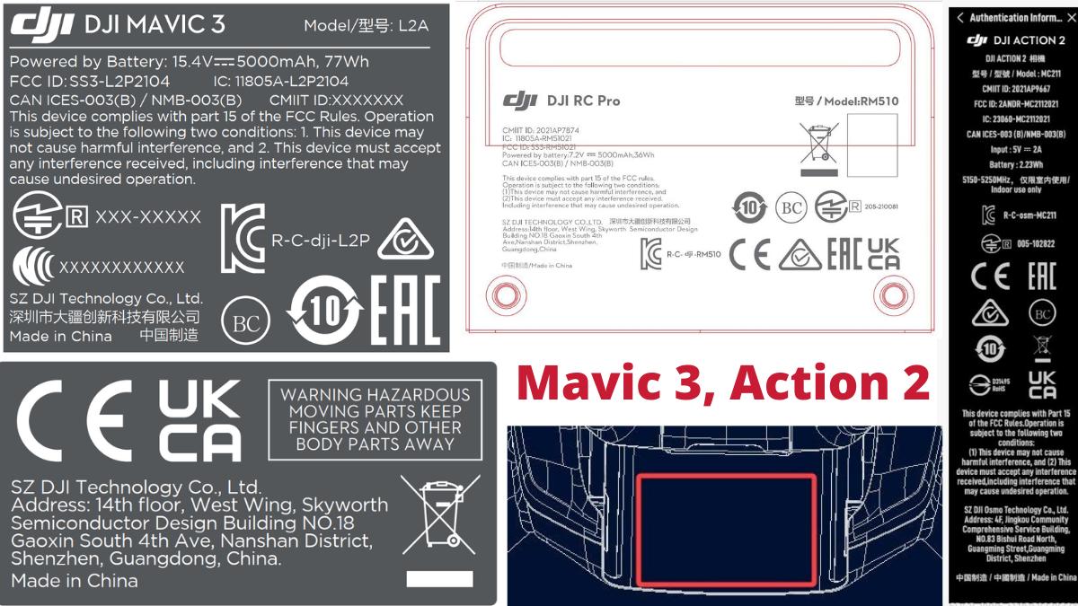 mavic 3, action 2