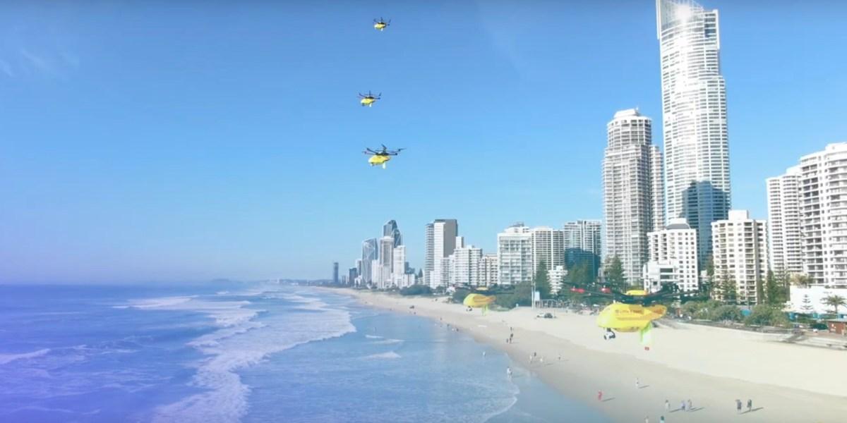 software multi-user drone navigation