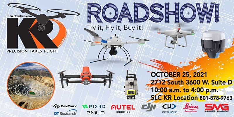 drone tech roadshow