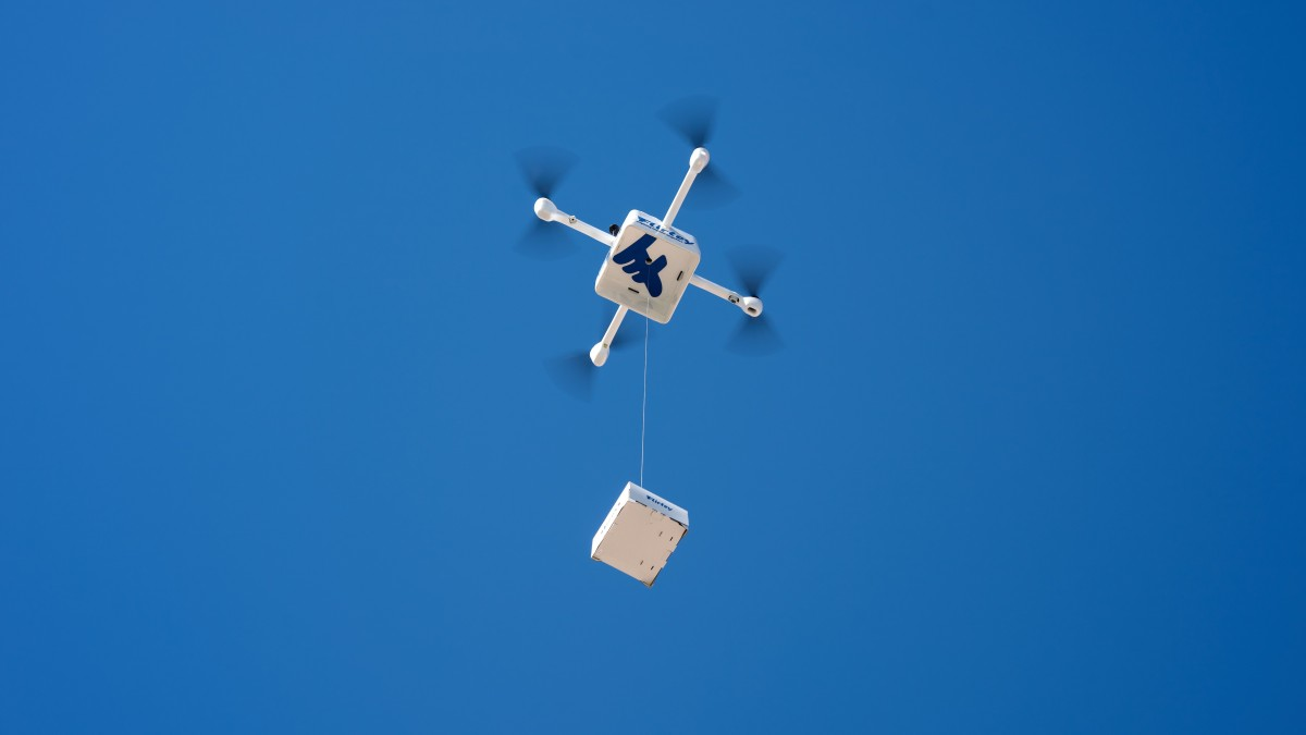 US drone delivery