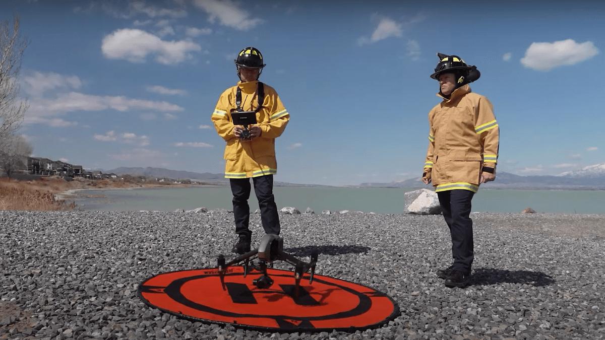 public safety drone training